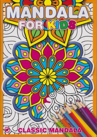 Mandala for kids - n. 1 - gennaio - febbraio 2021 - bimestrale