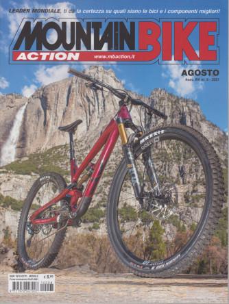 Mountain Bike Action - n. 8  - agosto  2021 - mensile