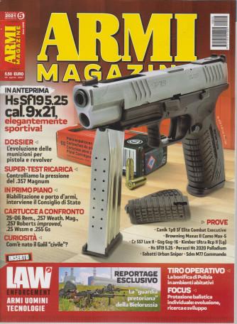 Armi magazine - n. 5 - maggio 2021 - mensile
