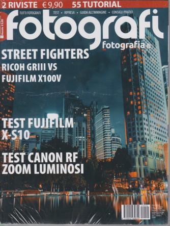 Tutti Fotografi + Progresso fotografico - n. 2 -febbraio 2021- mensile - 2 riviste