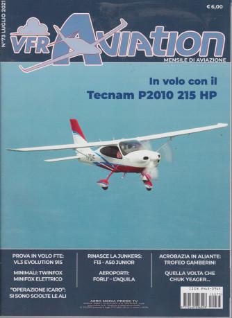 VFR Aviation - n. 73 - mensile - luglio 2021 -