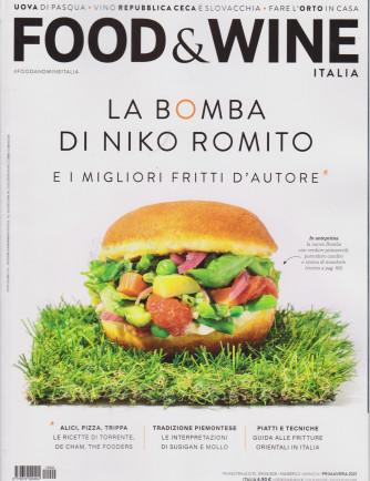 Food & Wine Italia - n. 2 - bimestrale -primavera 2021