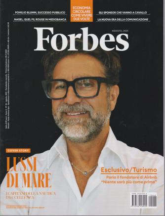 Forbes   - n.46  - agosto   2021 - mensile -