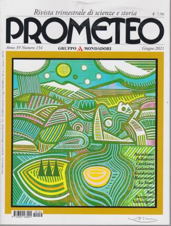 Prometeo - n. 154 - giugno  2021 - trimestrale