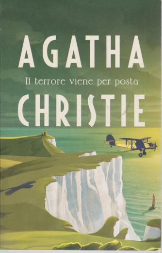 I grandi autori - n. 16 - Agatha Christie -Il terrore viene per posta-   13/4/2021- settimanale - 197  pagine