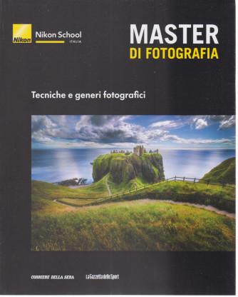 Master di fotografia - Tecniche e generi fotografici - n. 1 - settimanale -