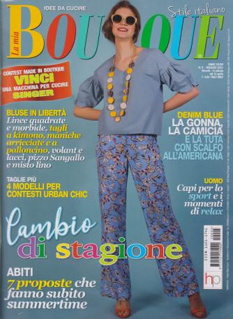 La mia boutique stile italiano - n. 5  - maggio   2021 - mensile -