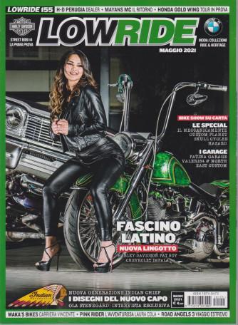 Low Ride - n. 155 - maggio  2021 - mensile