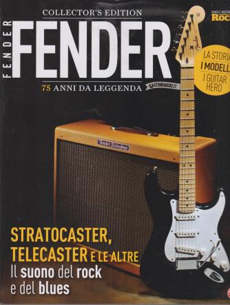Music Hero - Fender - n. 11 - bimestrale - luglio - agosto 2021