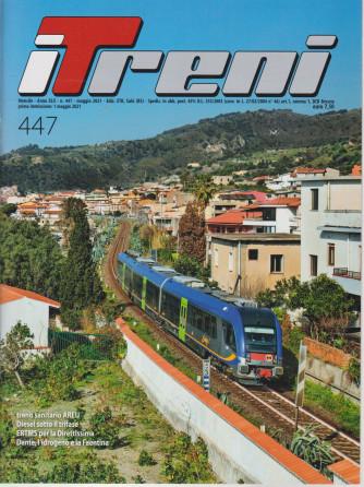 I Treni - n. 447 - maggio  2021 - mensile