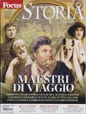 Focus Storia - n. 179 - settembre 2021 - mensile