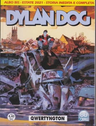 Dylan Dog Albo Gigante  - Qwertyngton - n. 24 - 15 luglio 2021 - annuale