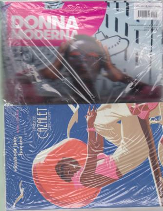 Donna Moderna + Il libro  di Elizabeth Jane Howard - La saga dei Cazalet - quinto volume - n. 35 - 12/8/2021 - settimanale - rivista + libro -