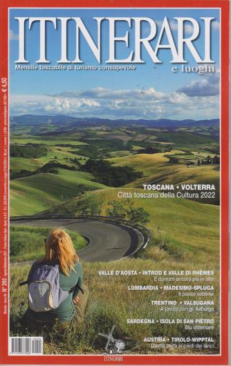 Itinerari e luoghi - n. 293- mensile -agosto - settembre   2021