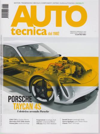 Auto Tecnica - n. 463 - mensile -marzo 2021