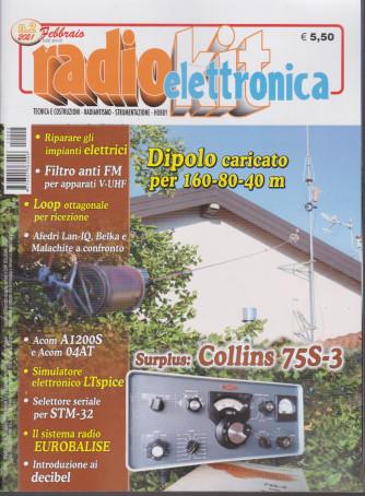 Radiokit elettronica - n. 2  - mensile - febbraio 2021