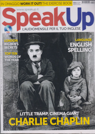 Speak Up - n. 431 - febbraio 2021 - mensile - rivista + cd audio