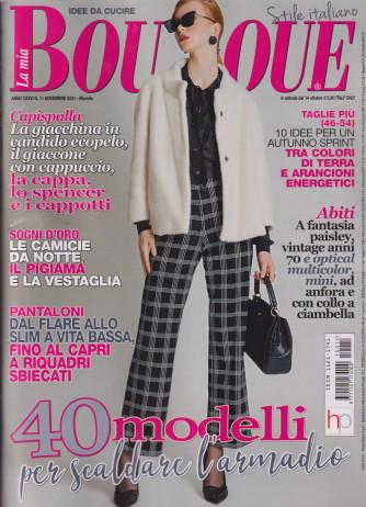 La mia boutique stile italiano - n. 11  - novembre  2021 - mensile -