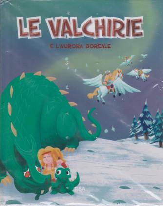 Miti e dei vichinghi -  Le valchirie e l'aurora boreale - n. 16 - settimanale - 28/5/2021 - copertina rigida