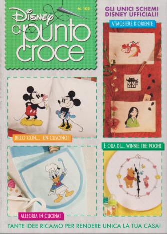 Disney a  Punto Croce - n. 107 - trimestrale - 20 aprile 2021