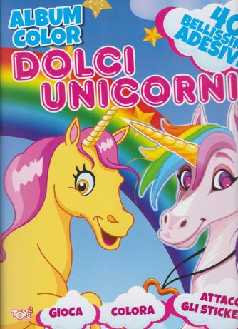 Toys2 Serie Rosa - Album color Dolci unicorni - n. 89 - bimestrale - 17 dicembre 2020