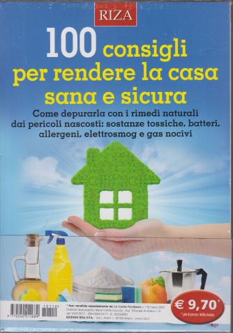 Le ricette Perdipeso - n. 112 - 100 consigli per rendere la casa sana e sicura  - marzo 2021