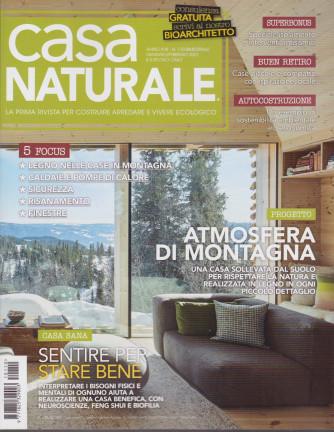 Casa naturale - n. 110 - bimestrale - gennaio - febbraio 2021