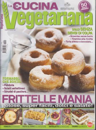 La mia cucina vegetariana - n. 105 - bimestrale - 27/1/2021