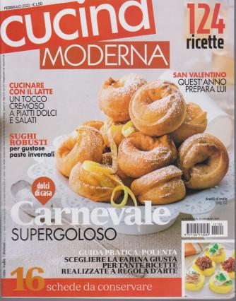 Cucina Moderna - n.  2 - febbraio 2021 - mensile - 124 ricette