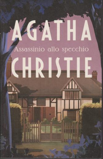 I grandi autori - n. 9 - Agatha Christie -Assassinio allo specchio - 23/2/2021- settimanale - 231 pagine