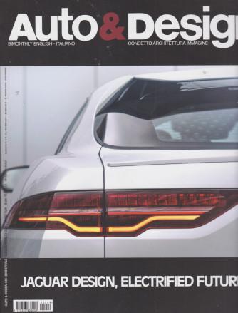 Auto & Design - n. 249 - bimestrale - luglio - agosto 2021 - english - italiano