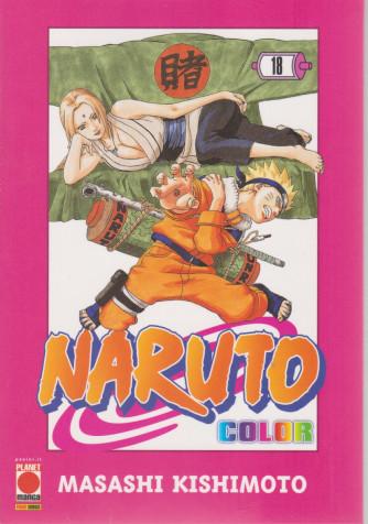 Naruto color - n. 18- settimanale -