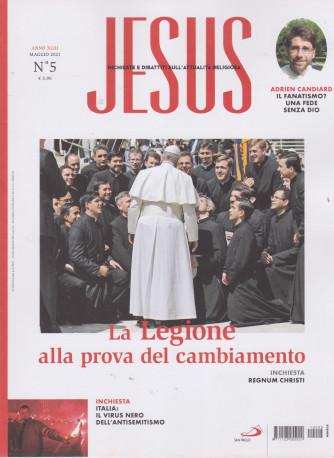 Jesus - n. 5 -La Legione alla prova del cambiamento -maggio   2021-