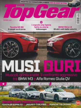 Bbc Top Gear - n. 162 -giugno 2021  - mensile