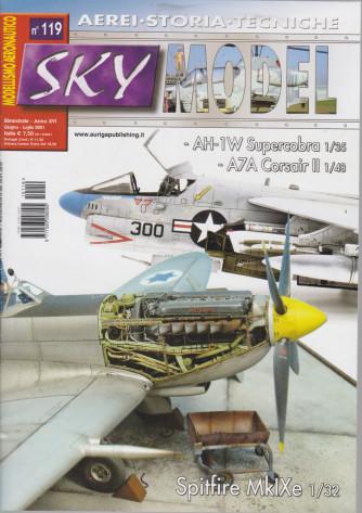 Sky Model - n. 119 - bimestrale - giugno - luglio  2021