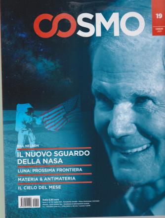 Cosmo - n. 19 -luglio  2021 - mensile -