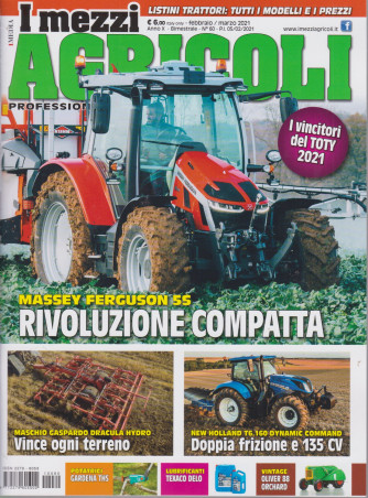 I mezzi agricoli - n. 60 - febbraio - marzo 2021