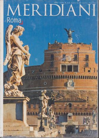 Meridiani - Roma - n. 215 - bimestrale -