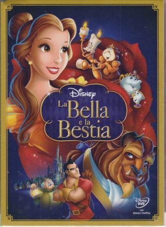 I Dvd di  Sorrisi Collection 3 -  n. 5  - La Bella e la Bestia - settimanale - 11/5/2021
