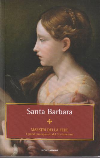 I Libri di Sorrisi 2 - n. 41- Maestri della fede -Santa Barbara - 10/9/2021- settimanale - 128 pagine