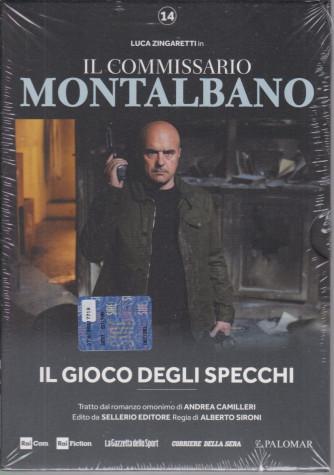 Luca Zingaretti in Il commissario Montalbano - Il gioco degli specchi - n. 14 -   - settimanale