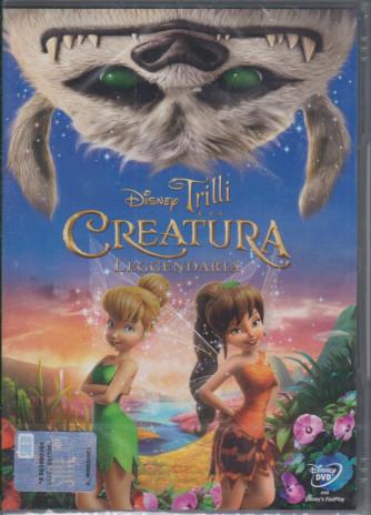 I Dvd di Sorrisi 5 - n. 3 - Trilli e la creatura leggendaria - settimanale - 15/12/2020 -