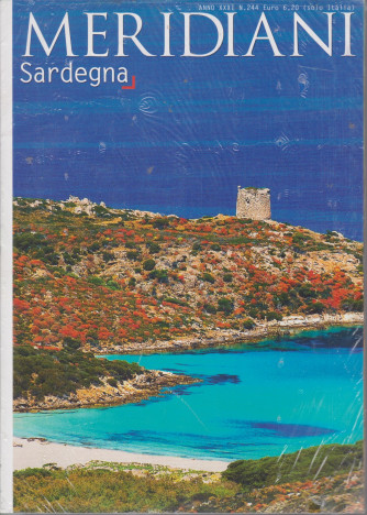 Meridiani - Sardegna - n. 52 - semestrale - 1/8/2018