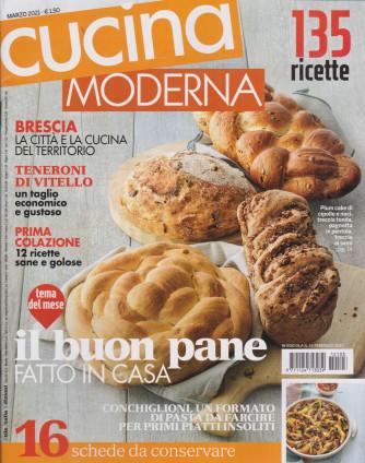 Cucina Moderna - n.  3 - marzo 2021 - mensile - 135 ricette