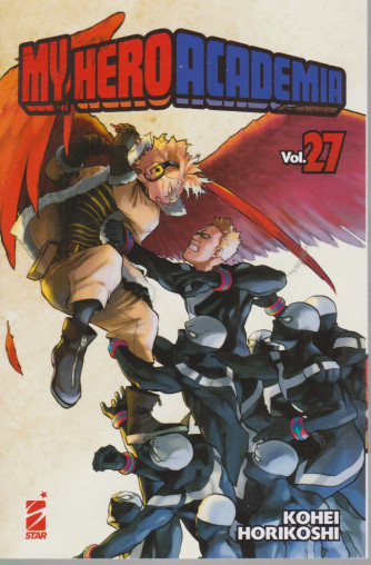 Dragon -n. 272 -  My hero academia n. 27 -   - mensile - aprile   2021 - edizione italiana