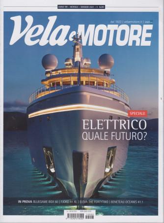 Vela e Motore - n. 5 - mensile - maggio 2021