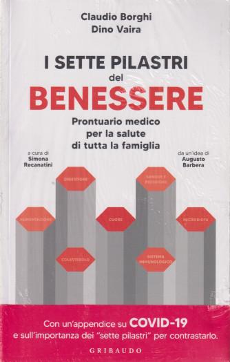 I sette pilastri del benessere - Claudio Borghi - Dino Vaira - settimanale