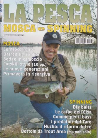 La Pesca -  Mosca e Spinning - n. 23 - aprile - maggio  2021