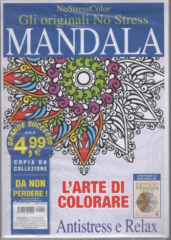 Nostresscolor - gli originali Mandala no stress - n. 3 - bimestrale - ottobre 2021