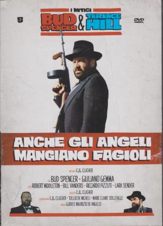 I Dvd di Sorrisi Speciale - I mitici Bud Spencer & Terence Hill - quinta  uscita - Anche gli angeli mangiano fagioli -  febbraio  2021